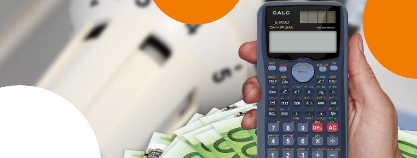 rekenmachine besparen op gasverbruik
